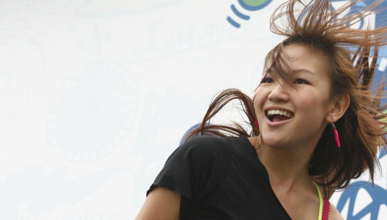 Hong Kong Youth Arts Foundation - Jazz Funk Dance Workshop